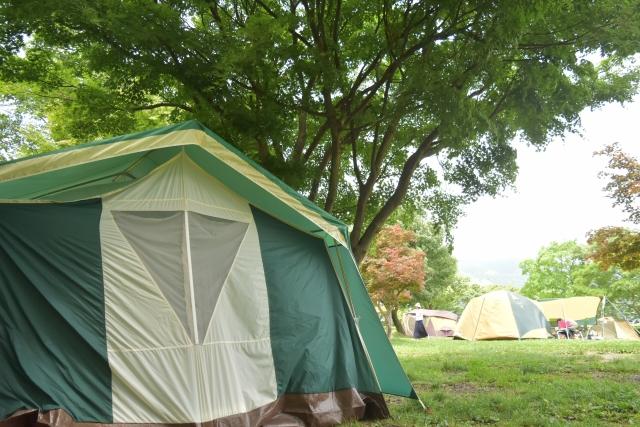 趣味キャンプ